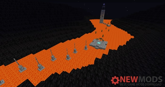 Photo of Minecraft – Volcano Valley Parkour Map