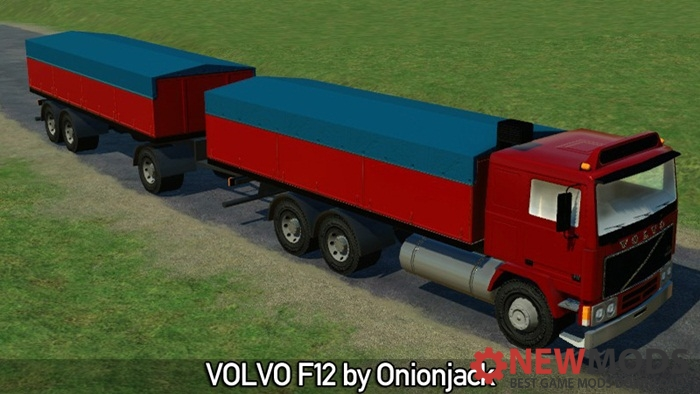 Photo of Transport Fever – Volvo F12 Truck