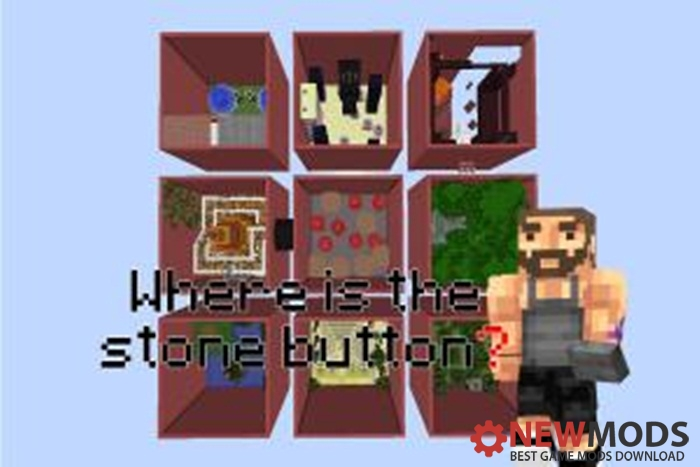 Photo of Minecraft – Where is The Stone Button? Finding Map