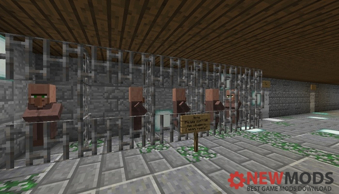 Photo of Minecraft – Alcatraz Prison Mines Game Map