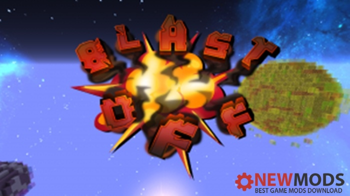 Photo of Minecraft – Blast Off Game Map