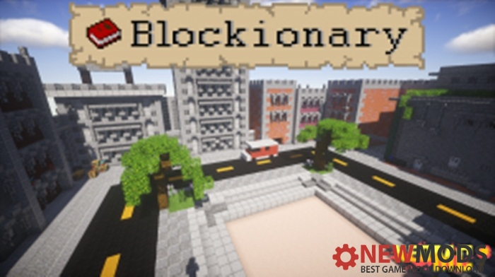 Photo of Minecraft – Blockionary Game Map