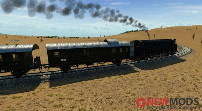 Photo of Transport Fever – Class V3201 DRG