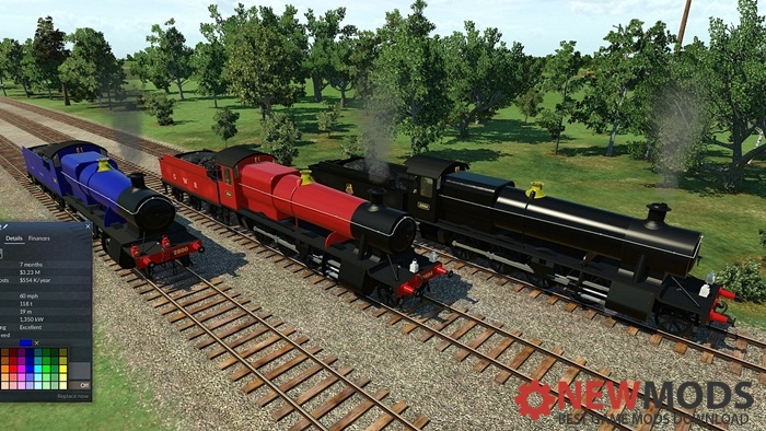 Photo of Transport Fever – GWR 2-8-0 2800