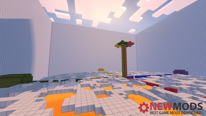 Photo of Minecraft – Punchover PVP Map