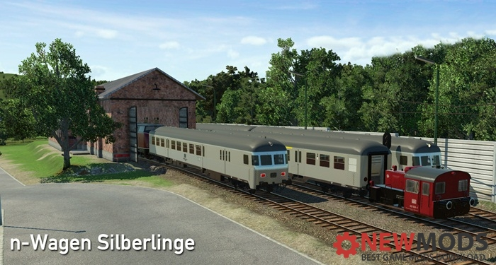 Photo of Transport Fever – Silberlinge by Grimes