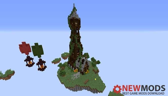 Photo of Minecraft – Sky Jumper Parkour Map