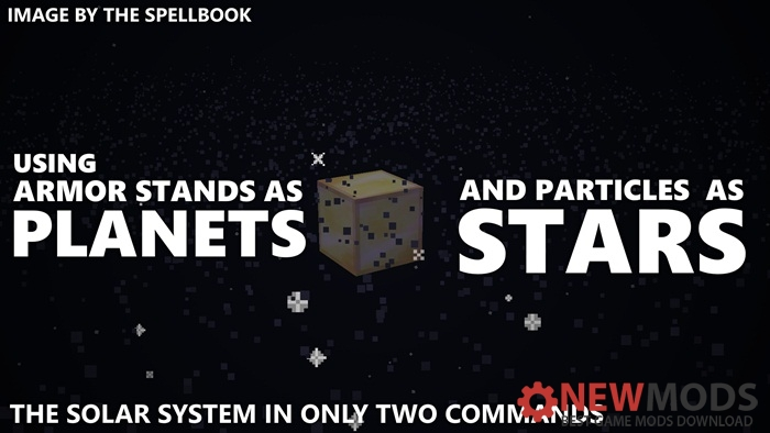 Photo of Minecraft – Solar System Custom Commands Map