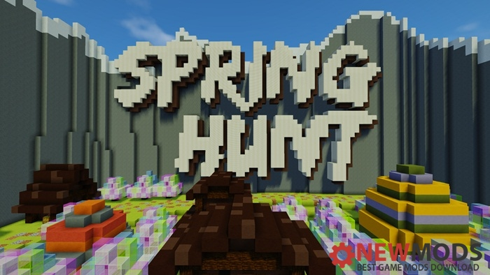 Photo of Minecraft – Spring Hunt Game Map