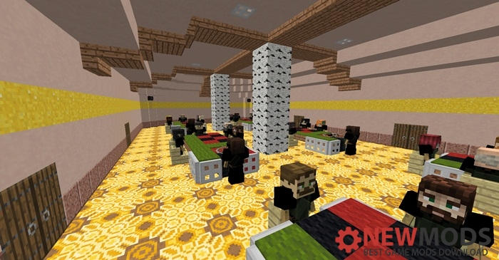 Photo of Minecraft – The Casino Crisis Adventure Map