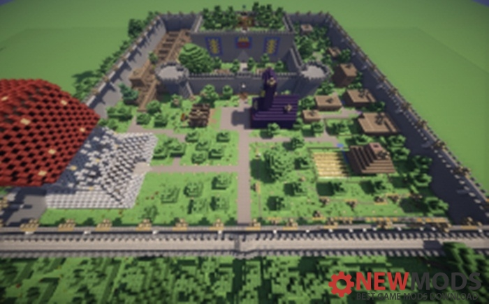 Photo of Minecraft – The Lords Castle Map