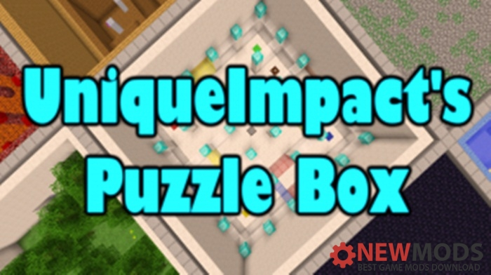 Photo of Minecraft – Uniqueimpacts Puzzle Box Map