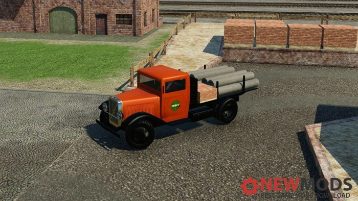 Photo of Transport Fever – Volvo LV66 Truck