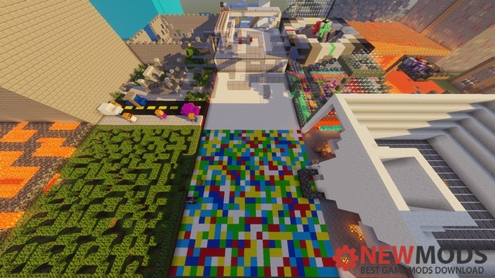 Photo of Minecraft – 52Dungeons Game Map