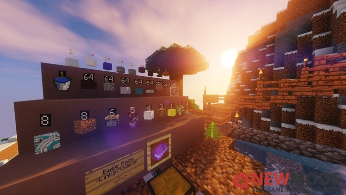 Photo of Minecraft – Base Race: Science CTM Map