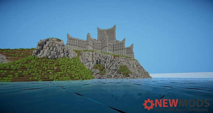 Photo of Minecraft – Dragonstone Castle Map