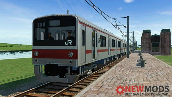 Photo of Transport Fever – Japan Railway JR East 205 Series Electric Train