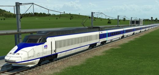 ktx-l-korea-high-speed-rail-mod