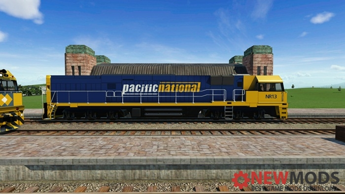 Photo of Transport Fever – National Rail NR Class