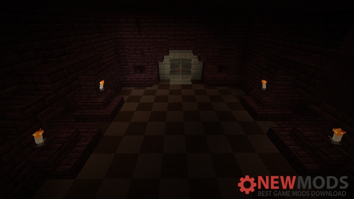 Photo of Minecraft – White Nightmare 2 – Into The Void Horror Map