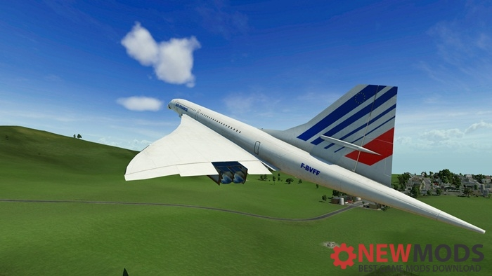 Photo of Transport Fever – Concorde AirFrance