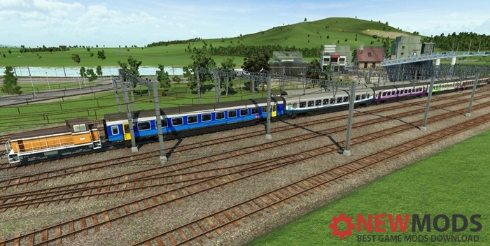 Photo of Transport Fever – Corail Repaint Pack