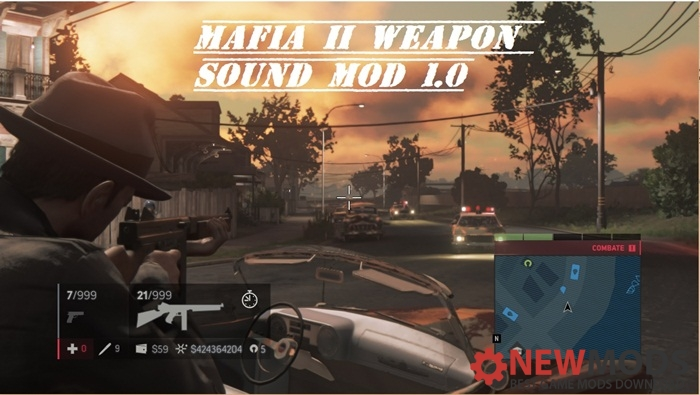 Photo of Mafia 3 – Mafia 2 Gun Sounds For Mafia 3