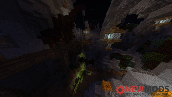 Photo of Minecraft – Masdome: Halloweens Accident Horror Map