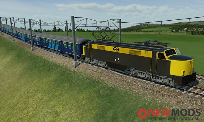Photo of Transport Fever – NS Class 1200