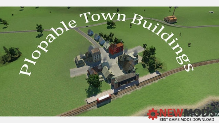 Photo of Transport Fever – Plop Town Buildings