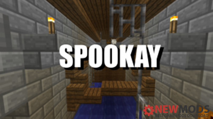Photo of Minecraft – Spookayween – Jens Manor Adventure Map