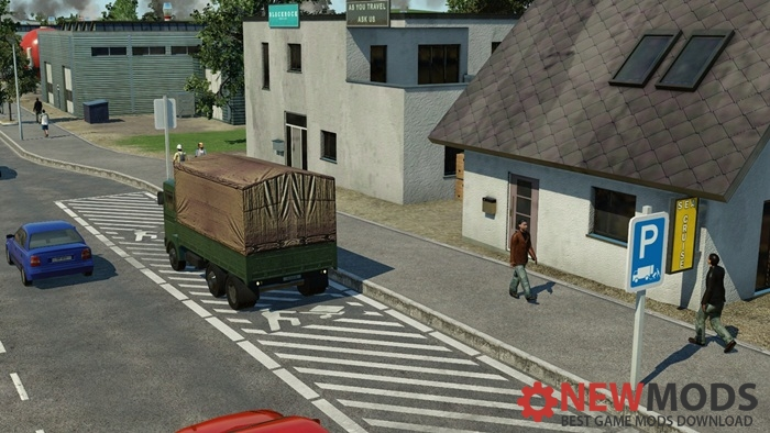Photo of Transport Fever – Truck Stop 1.1