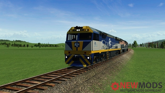 Photo of Transport Fever – UGL Rail C44ACi