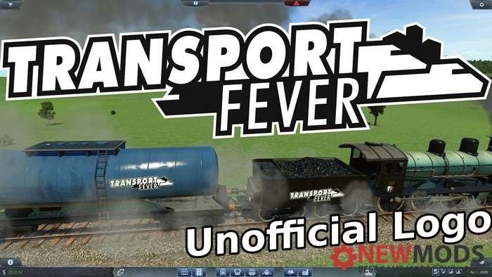 Photo of Transport Fever – Unofficial Transport Fever Logo 1.0