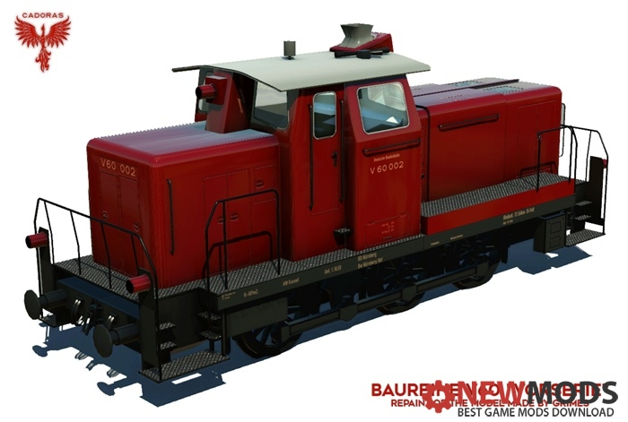 Photo of Transport Fever – V60 Repaint: Vorserie