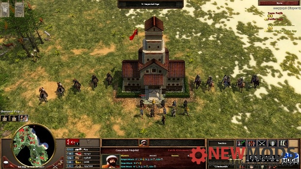Age Of Empires 3 - The Ottoman Empire - Newmods Net PC Game Mods