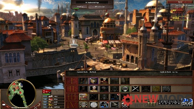 Photo of Age Of Empires 3 – The Ottoman Empire
