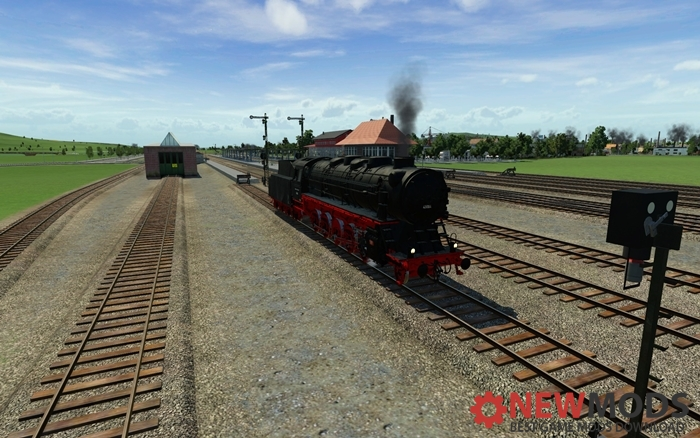 Photo of Transport Fever – Class (BR) 43