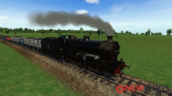Photo of Transport Fever – Fowler Class 4F (LMS/British Rail)