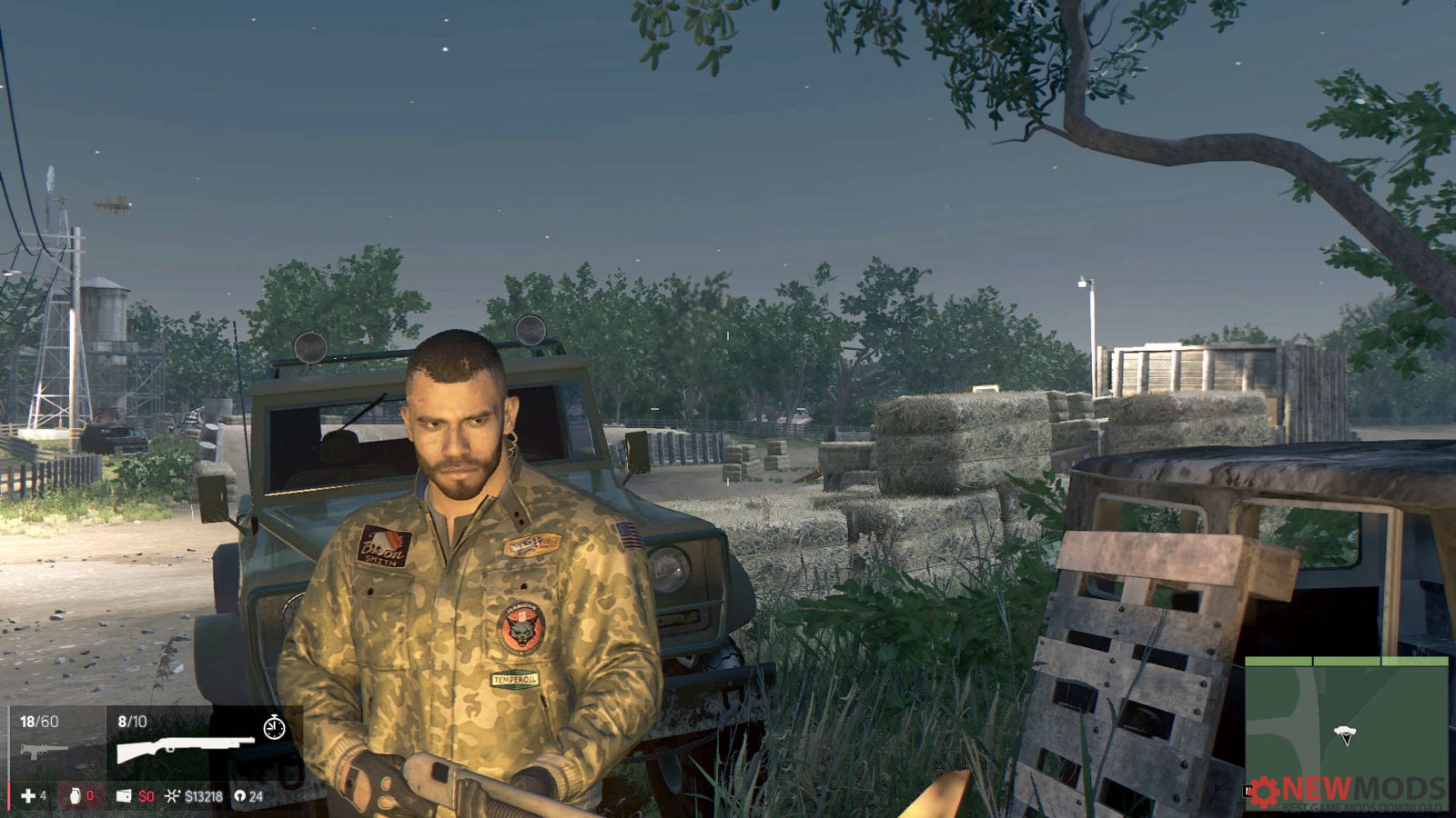 Photo of Mafia 3 – Military jacket Mod