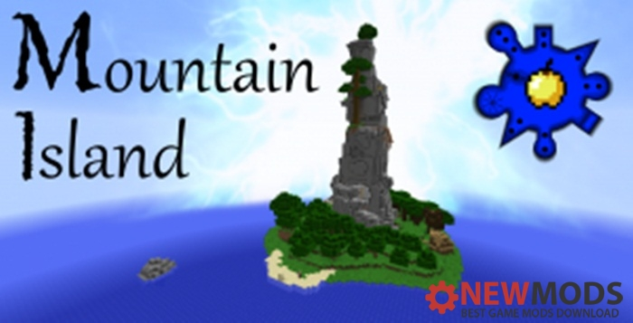 Photo of Minecraft – Mountain Island Adventure Map