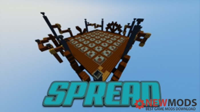Photo of Minecraft – Spread Puzzle Map
