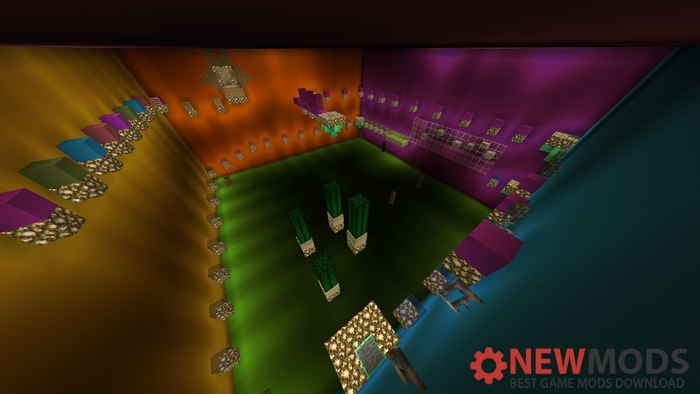 Photo of Minecraft – The Parkour Adventure Map