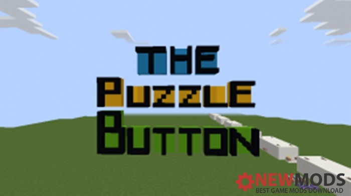Photo of Minecraft – The Puzzle Button Map