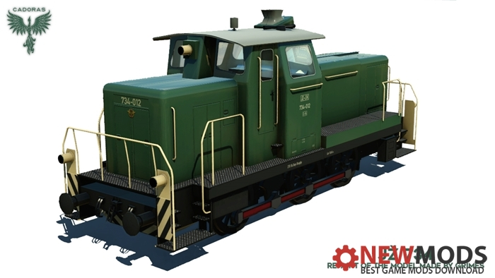 Photo of Transport Fever – V60 Repaint: JZ 734