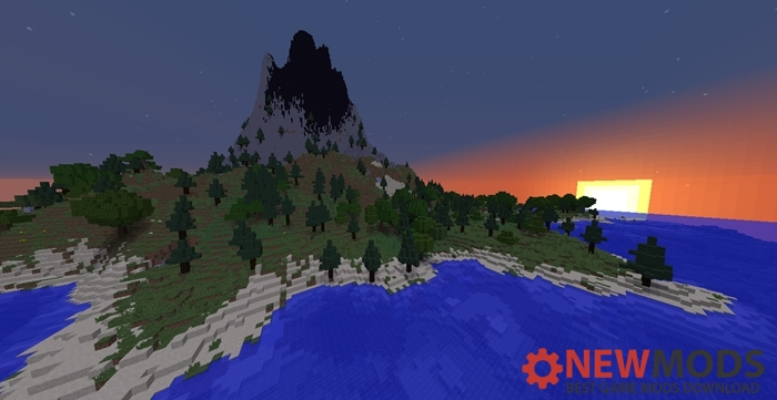 Photo of Minecraft – Volcano Survival Island Map