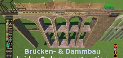 bridge-dam-construction-brucken-dammbau
