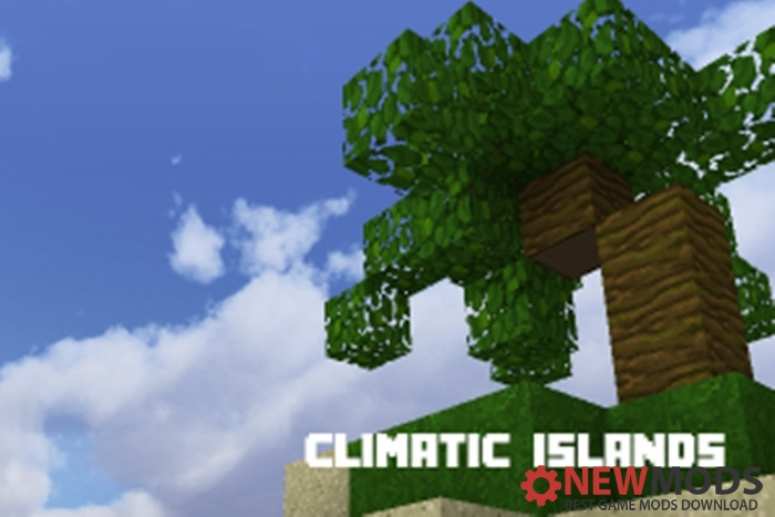 Photo of Minecraft – Climatic Islands Survival Map