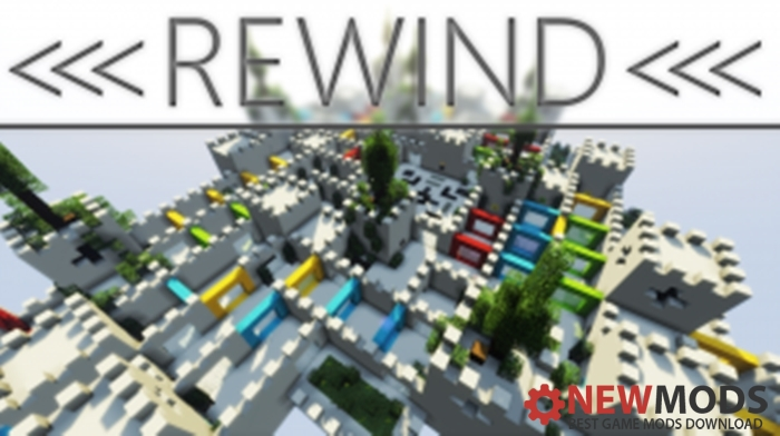 Photo of Minecraft – Rewind Parkour Map