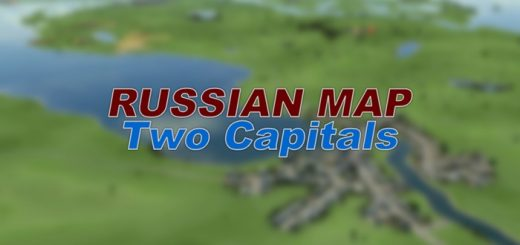 russian-map-two-capitals-no-industry
